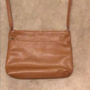 Brown Forever 21 Crossbody Bag